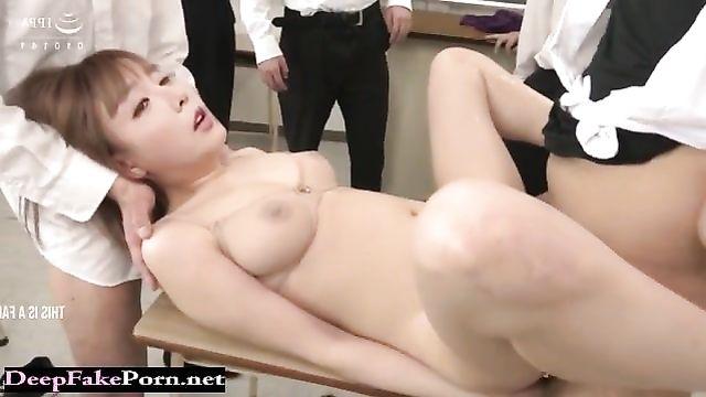 홍진영 합성 fake nude